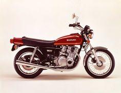 Suzuki 1976 GS750
