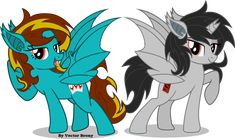 Well a lot of people have been asking for this on for a long time. Well I'm bored and between projects so I might make some more of these. I have some other ponies in mind. Credit goes to&nbs...