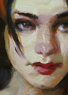 Painting Inspiration, Art Inspo, John Larriva, Traditional Paintings, Portrait Art, Art Techniques, Figurative Art, Female Art, Painting & Drawing