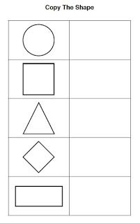 Pediatric Occupational Therapy Tips: Free Visual Perceptual Worksheets!!! Pinned…