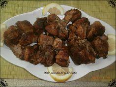 ΡΩΣΙΚΟ ΚΟΝΤΟΣΟΥΒΛΙ Tandoori Chicken, Meat, Ethnic Recipes, Food, Essen, Yemek, Meals