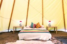 Glamping - Accessories And Tips For Luxury Camping