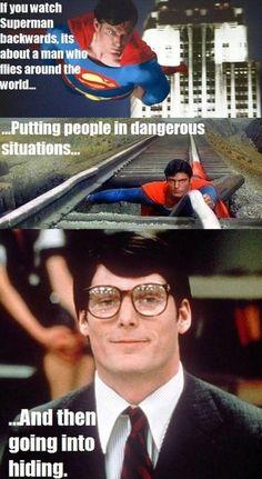 Featuring, Bizarro! #Superman #Superheroes #Rewind