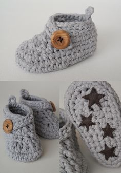 Child Knitting Patterns Crochet Baby Booties Crochet Baby Sneakers by Croby Patterns Crochet Child Booties Baby Knitting Patterns Supply : Crochet Child Booties Crochet Child Sneakers by Croby Patterns Crochet Baby Boot.Crochet Baby Sneakers by CrobyCroch Crochet Baby Boots, Baby Girl Crochet, Crochet Baby Clothes, Crochet For Boys, Newborn Crochet, Crochet Shoes, Crochet Slippers, Knit Crochet, Baby Knitting Patterns
