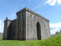 Hermitage Castle Scotland