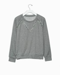 Highland Sweatshirt by Stylemint.com, $59.98
