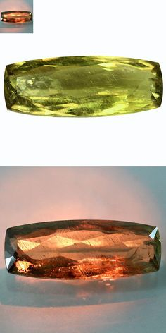 Diaspore 164392: 23 Ct Certified Untreated Natural Color Change Sultanite (Diaspore) - See Videos -> BUY IT NOW ONLY: $2300 on eBay!