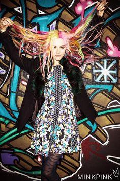 MINK PINK, LA LA LAND models: chloe norgaard & daveigh chase