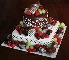 Straight to Cake: 40th Birthday Cake