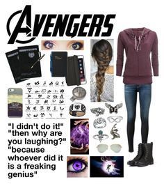Avengers OC - meeting with the directors Marvel Inspired Outfits, Disney Themed Outfits, Disney Inspired Fashion, Character Inspired Outfits, Tv Show Outfits, Fandom Outfits, Edgy Outfits, Cosplay Outfits, Cool Outfits