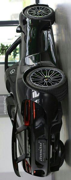 Porsche 918 Spyder by Levon
