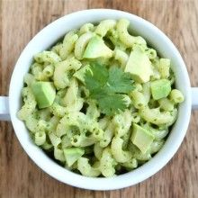 Avocado Mac and Cheese Recipe | Two Peas & Their Pod