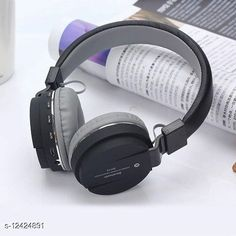 Wired Headphones & Earphones Editrix Sh12 Wireless Bluetooth Headset (Black) Product Name: Editrix Sh12 Wireless Bluetooth Headset (Black) Brand Name: Editrix Material: Plastic Product Type: Foldable over the head Type: Over The Ear Compatibility: All Smartphones Multipack: 1 Color: Black Mic: Yes Bluetooth Version: 4.1 Warranty_Period: 1 Month Brand Warranty Warranty_Type: Carry In Operating Voltage: 10 Volts Charging Type: Micro USB Battery Charge Time: 1 Hour Battery Backup: 6 Hours Frequency: 10 Hz Control Button: Yes Play Time: 10 Hours Dynamic Driver: 30 mm Transmission Distance: 10 Mtr Noise Cancelling: No Service Type: Repair or Replacement Sports Earphones: Yes Sweat Proof: Yes Water Resistant: No Sizes:  Free Size Country of Origin: India Sizes Available: Free Size   Catalog Rating: ★4.1 (1323)  Catalog Name: Editrix Bluetooth Headphones & Earphones CatalogID_2392796 C97-SC1375 Code: 374-12424891-0411