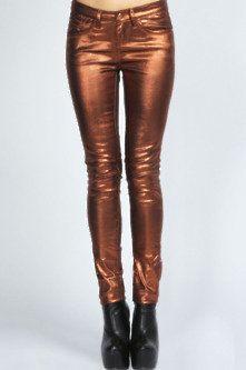 Metallics: Shop the Trend at Boohoo.com