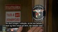 Horisont: Støvletramp og nazi-hilsner
