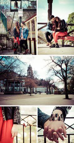 Dia dos Namorados em Braga… muito cool! Bom Jesus