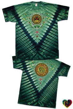Grateful Dead | Celtic Knot - Tie Dye Love Tie Dye T-Shirt