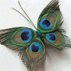diy butterfly http://webneel.com/daily | Design Inspiration http://webneel.com | Follow us www.pinterest.com/webneel