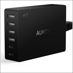 AUKEY USB C Wall chargers for iPhone X, iPhone 8 and 8 Plus