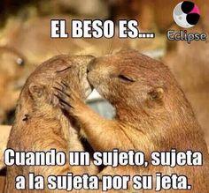 Qué es el beso? www.conamoreclipse.com