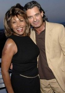 Tina Turner and Erwin Bach together for 28 years, married  Sunday 21 July 2013 at their home in Zurich, Switzerland.