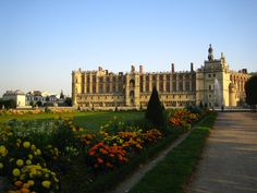 SchlossStGermainenLayeParterre - Сен-Жерменский дворец — Википедия