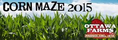 Ottawa Farms Corn Maze & Pumpkin Patch in Bloomingdale just outside of Savannah will be open on weekends in October 2015 starting Oct. 1.  Details: http://www.southernmamas.com/2015/ottawa-farms-rodeo-sept-25-corn-maze-pumpkin-patch-open-october-weekends/