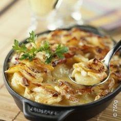 Feiner Kartoffelauflauf