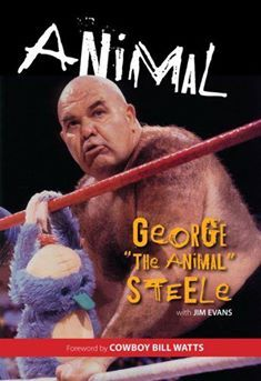 "One of the most incredible and unusual interviews I have ever done in my 20 years of interviewing people was with Jim Myers, otherwise knows as George ""The Animal"" Steele, one of best known professional wrestlers of all time. If you are a wrestling fan, please do not miss this interview! http://www.blogtalkradio.com/luvcoach1/2013/08/12/business-insight-with-guest-george-the-animal-steele"