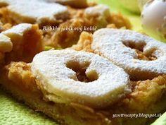 receptyywett : Babkin jablkový koláč Onion Rings, Doughnut, Ethnic Recipes, Food, Milan, Essen, Meals, Yemek, Onion Strings