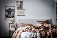 Cozy home with a vintage touch