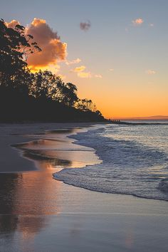 National Park Sunset - by: Alexandra Currie