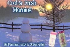 1 tbsp. Peppermint Patty & 1 tbsp. Stress Relief Join the Sprinkle Revolution! www.pinkzebrahome.com/bobbinickerson