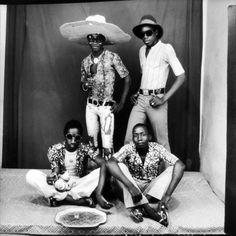 Sans titre, vers 1970 © Malick Sidibé