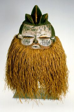 Congo, African Masks, Collections