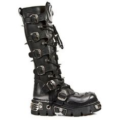 NEW ROCK M161 BOOTS