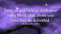 He Will Deliver! - http://blog.peacebewithu.com/he-will-deliver/