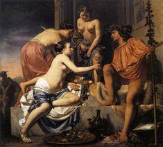 Bacchus God of Wine | Bacchus – The Roman God of Wine