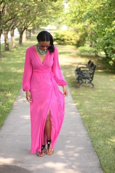 Beaute' J'adore: DIY Perfect Summer Frock