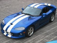 1998 Dodge Viper Coupe GTS. Hello Denise (: