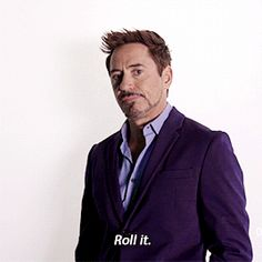 Robert in the extended Iron Man 3 Clip during the Super Bowl 2013