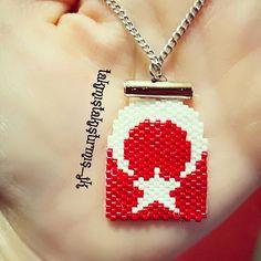 #takmıştakıştırmış #miyuki #delika #doğaltaş #boncuk #takı #kolye #bileklik #yüzük #küpe #elyapımı #ring #earing #neaklace #bracelet #handmadejewellery