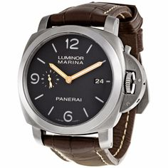 Panerai, the manufacture is the synonym of a number of distinctive elements, unmistakable design, loyalty to the history of the brand and an insatiable quest for aesthetic and technical solutions capa