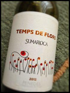 El Alma del Vino.: Bodegas Sumarroca Temps de Flors 2012.