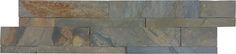 Ellis + Fisher Ledger Stone Veneer Panel sq ft) at Menards®: Ellis + Fisher Malabar Slate Ledger Stone Veneer Panel sq ft) Fireplace Facing, Stone Veneer Panels, Home Reno, Natural Stones, Hardwood Floors, Family Room, Tiles, Coast, Porcelain