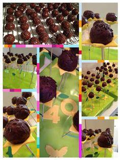 """Cake-Pops """"Sonnenblume"""""""
