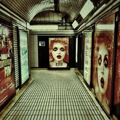 Tottenham Court Road Underground Station @mike_n5 (End of London Walk 5 or continue with Walk 6)