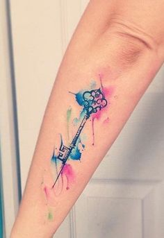 50 Amazing Key Tattoo Designs for Men