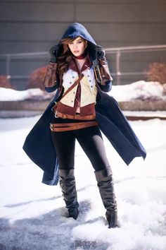 Monika Lee as Arno Dorian