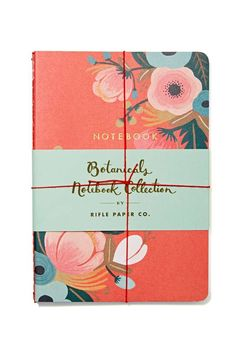 Rifle Paper Co. Botanicals Notebook Set